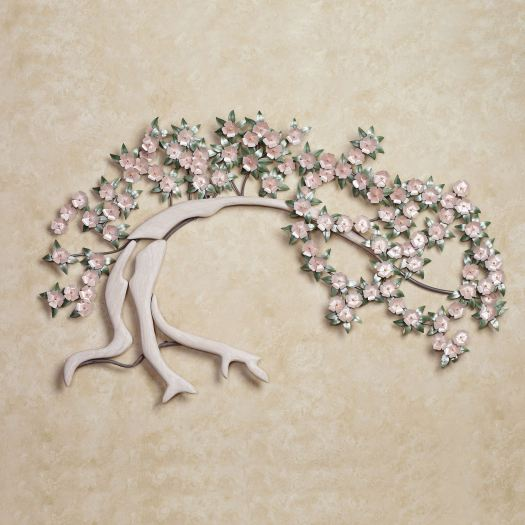 Weeping Cherry Wall Sculpture