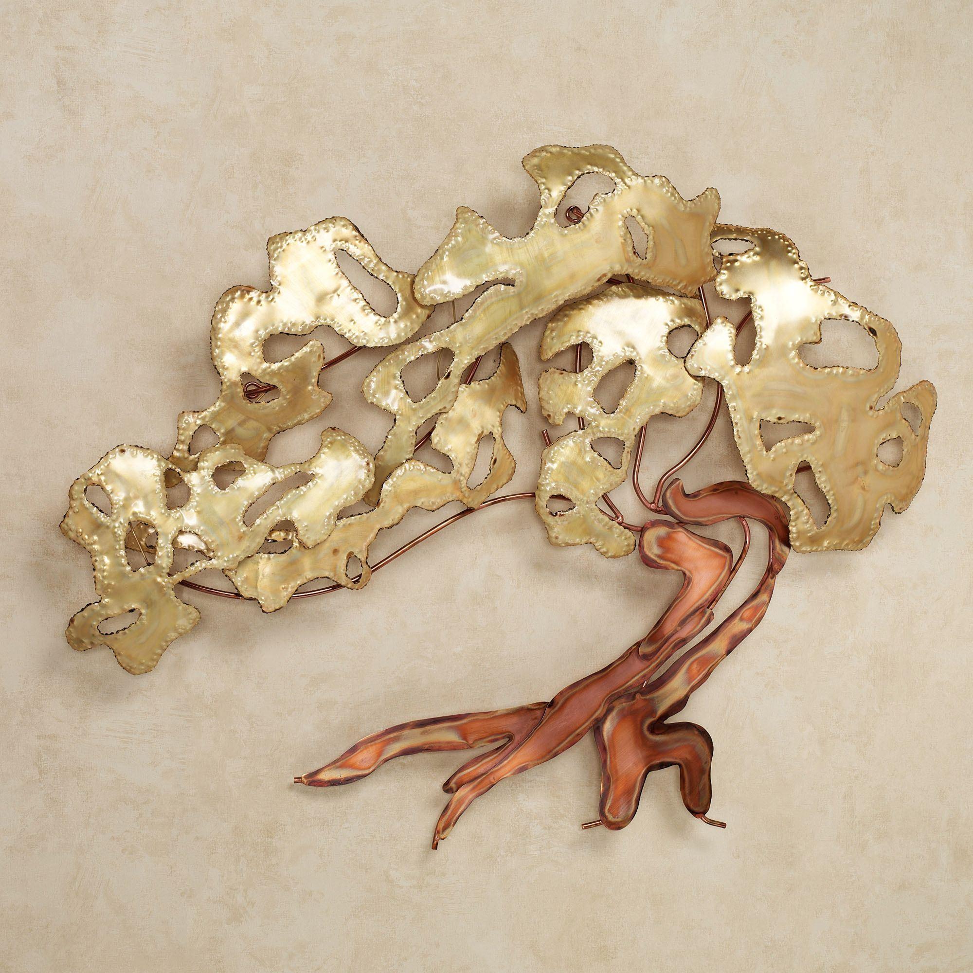 Juniper Bliss Tree Metal Wall Sculpture