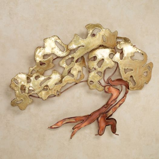Juniper Bliss Tree Metal Wall Sculpture