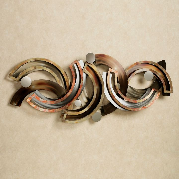 Rejoice Abstract Metal Wall Sculpture