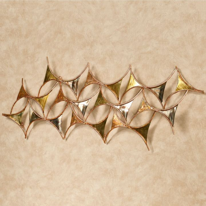 Instance Abstract Metal Wall Sculpture by JasonW Studios